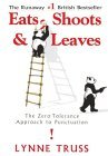 Eats, Shoots, and Leaves book jacket