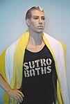 Lifesaver at Sutro Baths